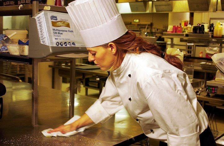 Highfield Level 2 Award in Cleaning in Food Premises