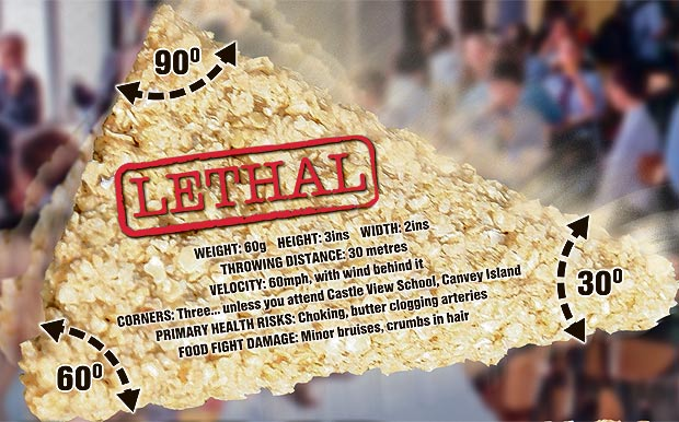 Lethal Flapjack