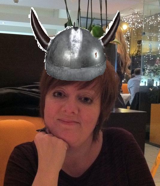 Helen, the myth busting viking