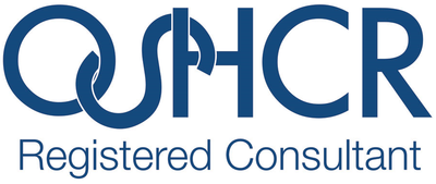 The Occupational Safety and Health Consultants Register Logo