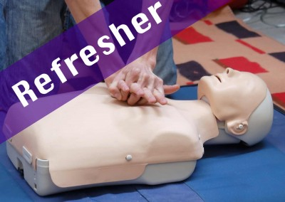 Highfield Level 3 Award in First Aid at Work (Refresher)