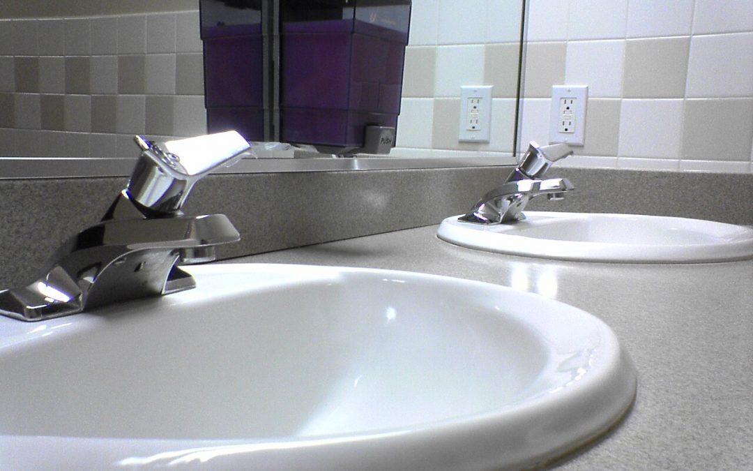 clean sink