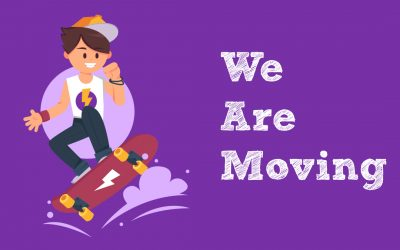 We Are Moving